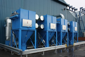 Dust Control Solutions Uk Fume Extraction Scotland