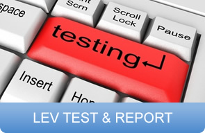 lev test and report